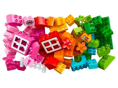 Конструктор LEGO Duplo 10571, Курочка и кролик, вид 4