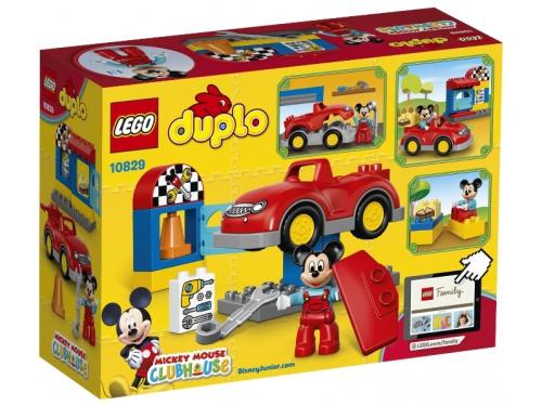 Конструктор LEGO Дупло 10829, Мастерская Микки, вид 3