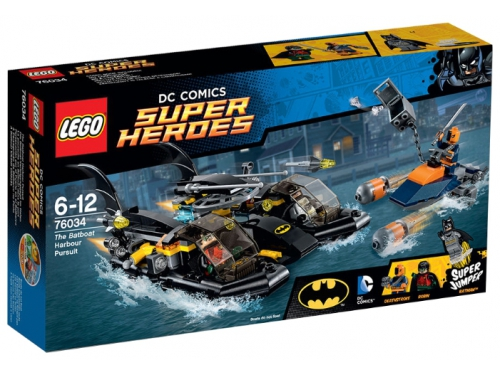 ����������� LEGO Super Heroes 76034 ������ �� ��������� � �����, ��� 2