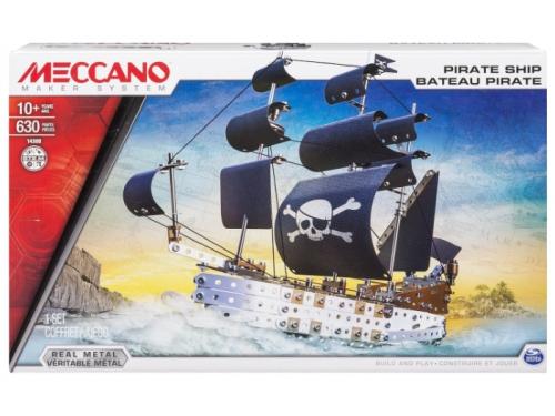 Конструктор Meccano STEM 14309 Пиратский корабль, вид 2
