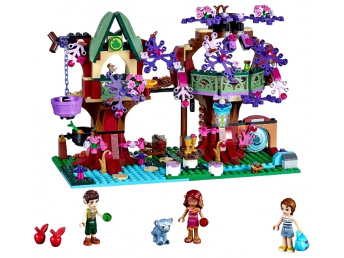 Конструктор LEGO Эльфы 41075, Дерево эльфов, вид 1