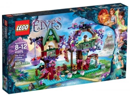 Конструктор LEGO Эльфы 41075, Дерево эльфов, вид 4