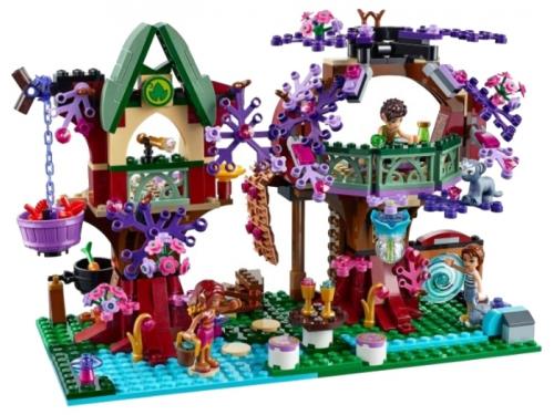 Конструктор LEGO Эльфы 41075, Дерево эльфов, вид 2