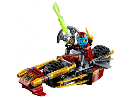 ����������� LEGO Ninjago 70600 ������ �� ����������, ��� 3