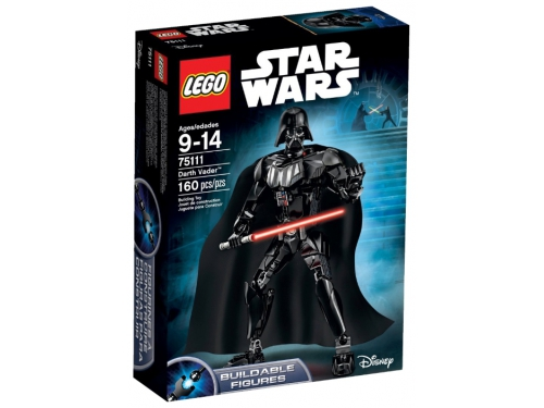Конструктор LEGO Star Wars Дарт Вейдер (75111), вид 5