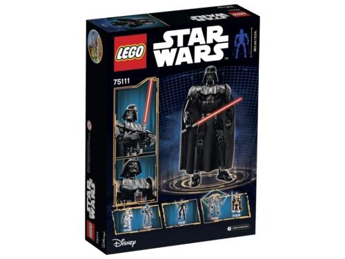 Конструктор LEGO Star Wars Дарт Вейдер (75111), вид 4