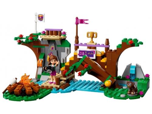 Конструктор LEGO Friends 41121, Спортивный лагерь: сплав по реке, вид 2