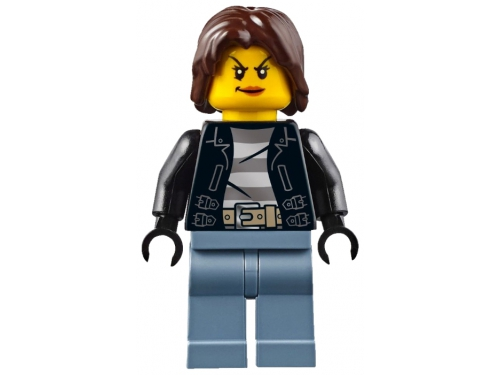 Конструктор LEGO City 60129, Полицейский патрульный катер, вид 4