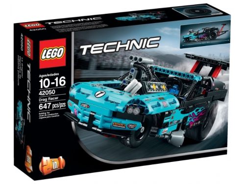 ����������� LEGO Technic 42050 �������� ��������, ��� 2