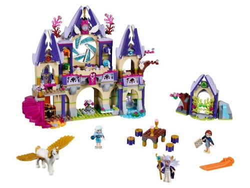 Конструктор LEGO Elves 41078 Небесный замок Скайры, вид 1