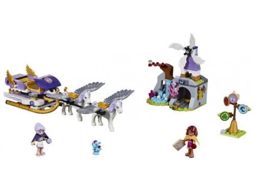 Конструктор LEGO Эльфы 41077, Летающие сани Эйры, вид 1
