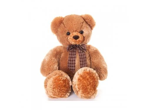 Товар для детей Aurora Медведь с бантом, 69 см, вид 1