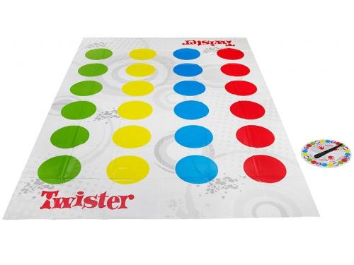 Товар для детей Hasbro Games Твистер, многоцветнй, вид 1