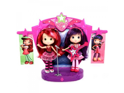 Кукла The Bridge, Шарлотта Земляничка на сцене, 15 см, вид 1