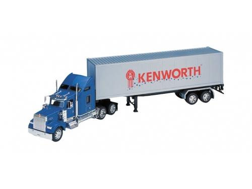 ����� ��� ����� Welly ������ ��������� 1:32 Kenwrth W900(������), ��� 1