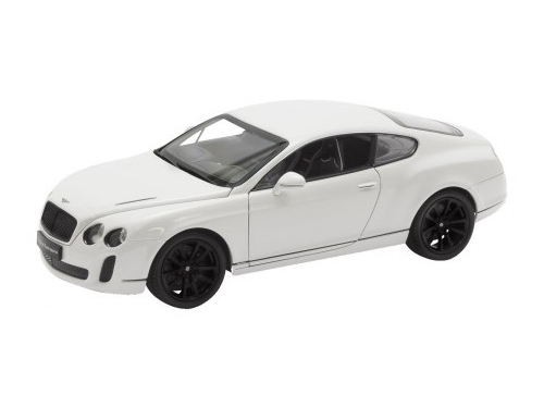 Товар для детей Welly (модель машины 1:18) Bentley Continental Supersports, вид 1