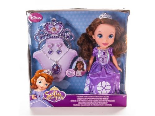 Кукла Disney Принцессы Дисней, София с украшениями для девочки, вид 2