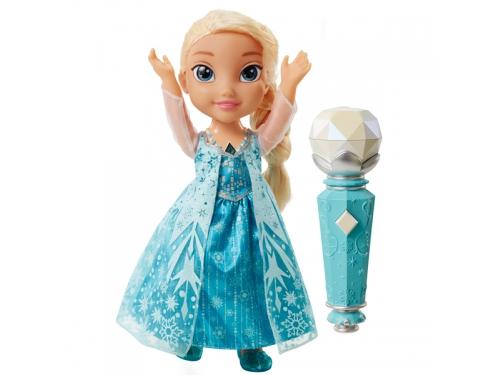 Кукла Jakks Pacific, Эльза Холодное Сердце Принцессы Дисней, поющая, вид 1