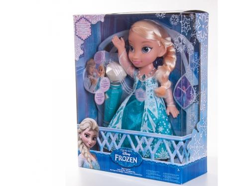 Кукла Jakks Pacific, Эльза Холодное Сердце Принцессы Дисней, поющая, вид 2