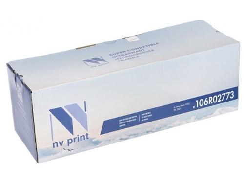 Картридж для принтера NV-Print Xerox 106R02773 черный, вид 2