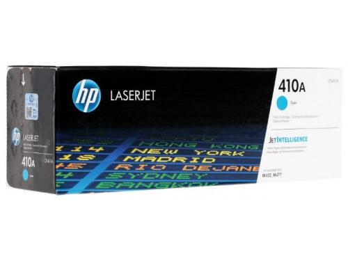 Картридж для принтера HP 410A CF411A, вид 1