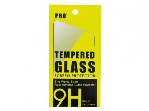 Защитное стекло для смартфона Glass PRO для Huawei P10, чёрное, вид 1