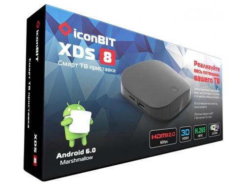 Медиаплеер iconBIT XDS8, IPTV, вид 5