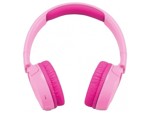 Наушники JBL JR300 BT, розовые, вид 2