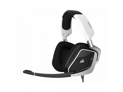 Наушники Corsair Gaming Void PRO RGB USB, белые, вид 1