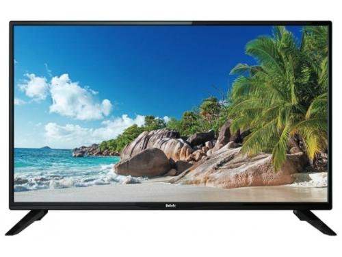 телевизор BBK 32LEX-5045/T2C, черный, вид 1