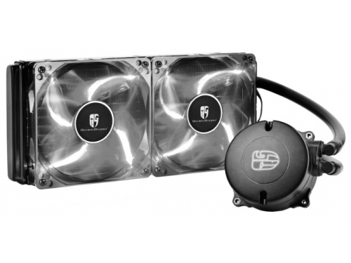 Кулер DeepCool Maelstrom 240T 150W White LED, вид 2