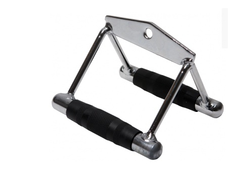 Рукоять для тяги Original FitTools  FT-MB-SRB (узкий параллельный хват), вид 1