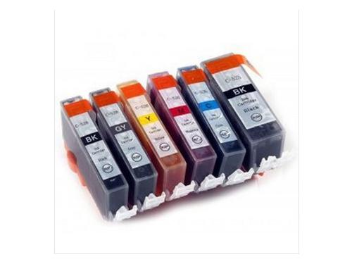 Картридж для принтера П/К CAN MP 980/MP 990 (PGI-520Bk CLI-521) x6, вид 1