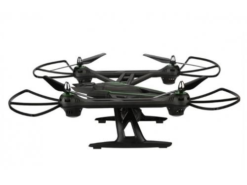 Квадрокоптер JXD 506W, черный/зеленый, вид 1