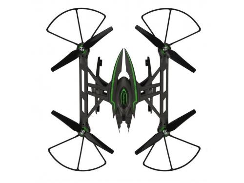 Квадрокоптер JXD 506W, черный/зеленый, вид 3