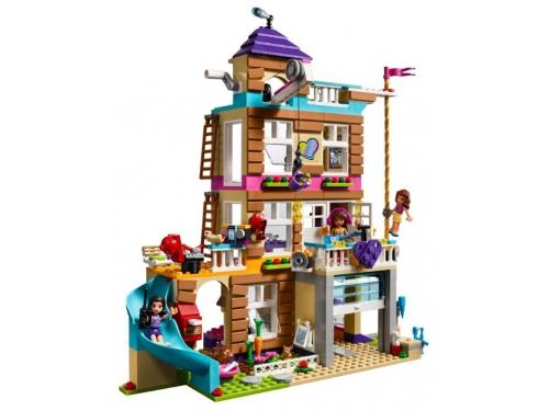 Конструктор LEGO Friends 41340 Дом Дружбы (722 детали), вид 1