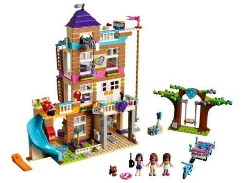 Конструктор LEGO Friends 41340 Дом Дружбы (722 детали), вид 5