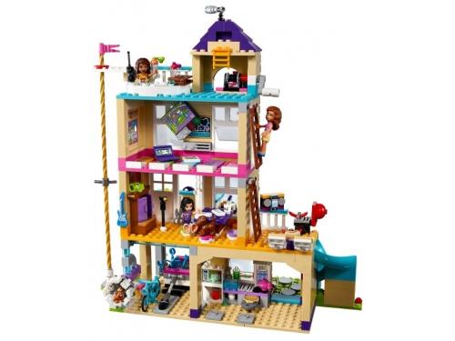 Конструктор LEGO Friends 41340 Дом Дружбы (722 детали), вид 7