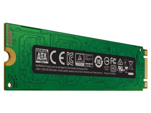 Жесткий диск Samsung MZ-N6E500BW ssd 500Gb, вид 4