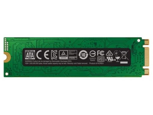 Жесткий диск Samsung MZ-N6E500BW ssd 500Gb, вид 5