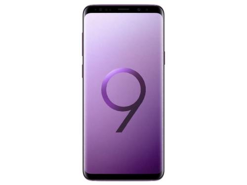 Смартфон Samsung Galaxy S9+ SM-G965, ультрафиолет, вид 1
