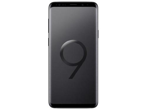 Смартфон Samsung Galaxy S9+ SM-G965, черный бриллиант, вид 1