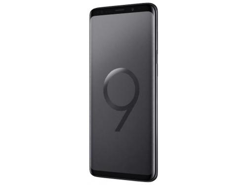 Смартфон Samsung Galaxy S9+ SM-G965, черный бриллиант, вид 3