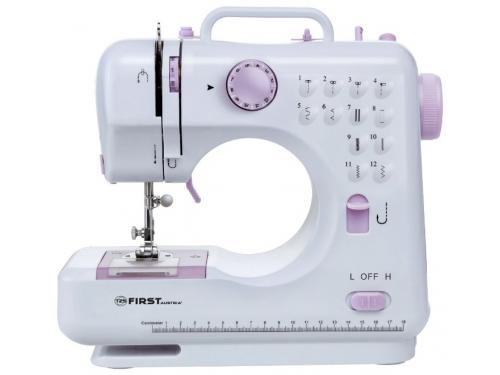 Швейная машина First FA-5700-2, сиреневая, вид 1