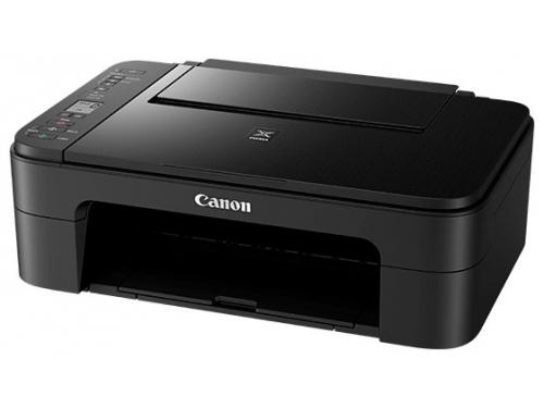 МФУ Canon PIXMA TS3140, Черное, вид 3