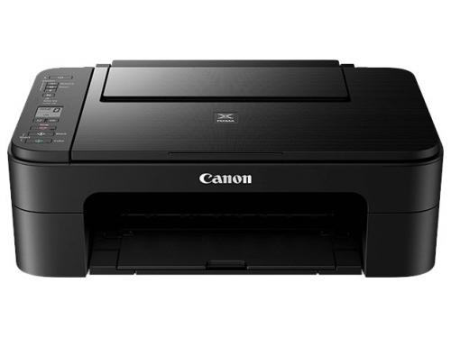 МФУ Canon PIXMA TS3140, Черное, вид 4