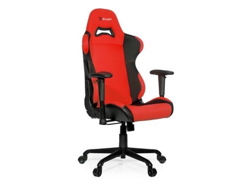 Компьютерное кресло Arozzi Torretta, красное, вид 1