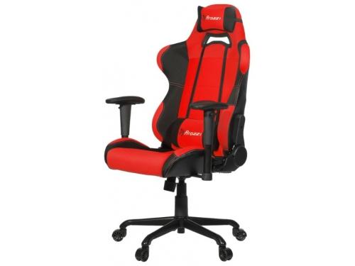 Компьютерное кресло Arozzi Torretta, красное, вид 2