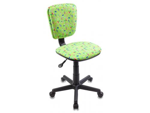 Компьютерное кресло Бюрократ CH-204NX/CACTUS, зеленое, вид 1