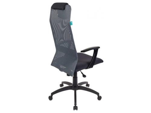 Компьютерное кресло Бюрократ KB-8 DG TW-12 серое, вид 2